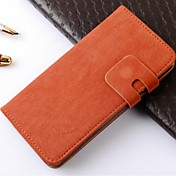 Beittal® British Style Squirrel Tail Veins Pattern Thin Leather Cover for iPhone6 Plus (Assorted Color)ip6psswpt