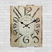 현대/현대 기타 벽 시계,직사각형 기타 30*40*3cm 실내 시계
