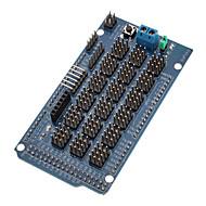mega sensorskjermen v2.0 dedikert sensor utvidelseskort for (for arduino)