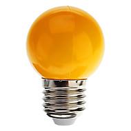 1w e27 levou globo lâmpadas g45 7dip levou 90 lm fresco branco / azul / amarelo / verde / vermelho ac 220-240 v