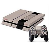 b-Skin® PS4 console beschermende sticker huid van de dekking controller skin sticker!