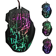 2015 uusi tulokas 5500 dpi 7 -painiketta johti optinen usb langallinen hiiri gamer hiirillä tietokoneen hiiri pelihiiri pro gamer
