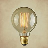 puhdas kupari kupu retro vuosikerta e26 taiteellinen hehkulamppujen teollisuuden hehkulamppu 40W