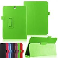 Przypadki tablet ochronna Uchwyt skórzany futerał przypadki do Samsung Galaxy Tab 4 tab / Galaxy S2 (różne rodzaje / modeli / rodzaje)