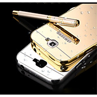 Na Samsung Galaxy Note Lustro Kılıf Etui na tył Kılıf Jeden kolor Metal Samsung Note 5 / Note 4 / Note 3 / Note 2