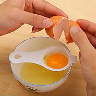 Käytännön gadgetit DIY munankeltuainen erotin lusikka muna käsittely erotussuppiloon munanvalkuainen erotin