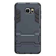 Mert Samsung Galaxy tok Ütésálló / Állvánnyal Case Hátlap Case Páncél PC Samsung A7(2016) / A5(2016) / A3(2016)