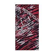 KOSHBIKE / KORAMAN Kerékpár/Kerékpározás Tarka selyemkendők / Neck Lábszárvédő / Kalapok UniszexLégáteresztő / Viselhető / Szélbiztos /