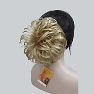 szintetikus Copf Hullámos haj Copf 6 inches gramm Közepes (90g-120g) Mennyiség