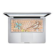 1 szt. Odporne na zadrapania Przezroczysty plastik Naklejka na obudowę Kreskówka/bajka NaMacBook Pro 15 '' Retina / MacBook Pro 15 '' /