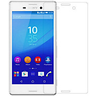 Läpinäkyvä muovi Peili Näytönsuoja Naarmunkestävä Tahraantumaton Anti-GlareScreen Protector ForSonySony Xperia Z5 Sony Xperia Z5 Premium
