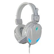 Kubite T-167 Kuulokkeet (panta)ForMedia player/ tabletti / Matkapuhelin / TietokoneWithMikrofonilla / Äänenvoimakkuuden säätö / Gaming /