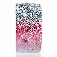 Για Πορτοφόλι / Θήκη καρτών / με βάση στήριξης tok Πλήρης κάλυψη tok Διαβάθμιση χρώματος Σκληρή Συνθετικό δέρμα SamsungJ5 (2016) / J5 /