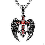 Ανδρικά Κρεμαστά Κολιέ Κρεμαστό Κοσμήματα Τιτάνιο Ατσάλι Άνιμαλ Εξατομικευόμενο κοστούμι κοστουμιών Κοσμήματα Για Καθημερινά Causal