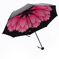 Piros Összecsukható esernyő Napernyő Plastic Babakocsi