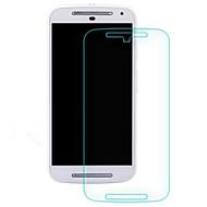 [6-pack] alta transparencia de cristal LCD protector de pantalla transparente profesional para moto g2 moto g (segunda generación)