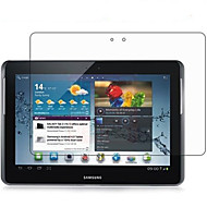 tiszta fényes kijelző védő fólia Samsung Galaxy Tab 2 10.1 P5100 p5110