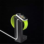 slimme appel horloges staan hot selling mode oplaadstation stand met 6 kleuren