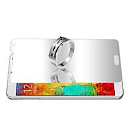 tükör képernyővédő fólia Samsung Galaxy Note 4