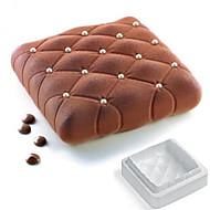 bakvorm voor Cake voor Chocolade Silicone Doe-het-zelf 3D Hoge kwaliteit Anti-aanbak Milieuvriendelijk