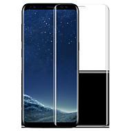 Σκληρυμένο Γυαλί Υψηλή Ανάλυση (HD) Επίπεδο σκληρότητας 9H Ολόσωμο προστατευτικό οθόνης Samsung Galaxy Galaxy S8