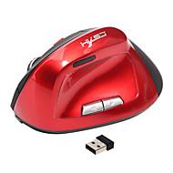 Εργονομικό ποντίκι ασύρματο ποντίκι 6d επαναφορτιζόμενη ποντίκια υπολογιστή ποντίκι 2.4ghz ποντίκια οπτικών 2400dpi για φορητό υπολογιστή