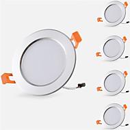 Alaspäin valaisevat LED-valaisimet Lämmin valkoinen Kylmä valkoinen Riipus valot LED 5 kpl