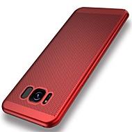 θήκη για Samsung Galaxy s8 plus s8 πολυτέλεια θέρμανσης πολυτέλειας θήκη PC s7 άκρη s7 s6 άκρη συν s6 άκρη