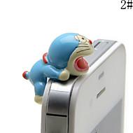 Porvédő dugó Resin Crafts Cartoon Toy Gyanta