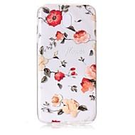 Case voor Samsung Galaxy J7 (2017) j5 (2017) telefoon hoesje tpu materiaal morgen glorie patroon geschilderde telefoon hoesje j3 (2017)