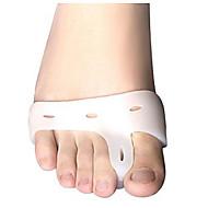 1 pár hallux valgus nagy csont lábujj bunion koronázók igazítás gél cipő párna