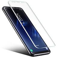 TPU Προστατευτικό οθόνης για Samsung Galaxy Note 8 Προστατευτικό μπροστινής οθόνης Σούπερ Λεπτό Κατά των Δαχτυλιών Κυρτό άκρο 3D