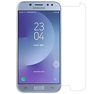 PET Screen Protector na Samsung Galaxy J5 (2017) Folia ochronna ekranu Antyodciskowa Bardzo cienkie Matowe Odporne na zadrapania