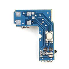 slank on / off strøm reset knappen bord til PS2, 97000