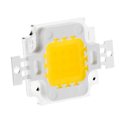 DIY 10W 820-900lm 900mA 3000-3500K varmt hvidt lys integreret LED-modul (9-12V)