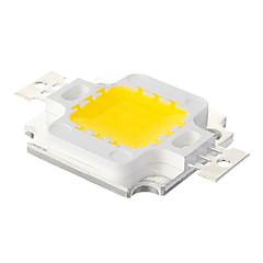 10W 2800-3200K Warm White Light LED Chip (32-35V)