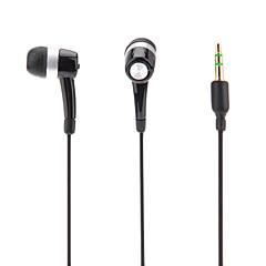 In-Ear-headphonefor iPod / ipad / iphone / mp3 (schwarz)