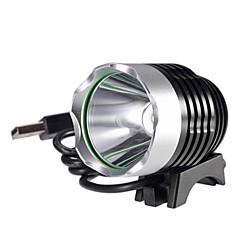 Pandelamper LED 1200 Lumen 3 Tilstand Cree XM-L T6 Nej Genopladelig Vandtæt for