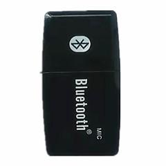 IPad iPhone Diğer cep telefonu için USB Bluetooth v2.1 + EDR Stereo Ses Alıcı / A2DP / Eller Serbest