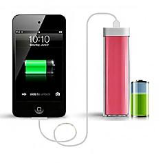 2200mAh φορητές εξουσία Τράπεζα εξωτερική μπαταρία για το iPhone 6/6 συν / 5 / 5δ / Samsung S4 / S5 / Σημ.2