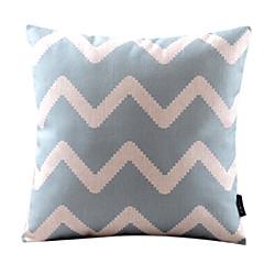 Stylowa Falista Cotton / Linen dekoracyjne poduszki Okładka