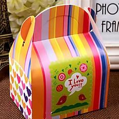 12st schattige baby shower bonbondoos geschenkverpakkingen gunst van de verjaardagspartij