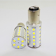 1157 3W 36x2835smd 250-300lm wit licht led lamp voor auto (DC 12V, 2 stuks)