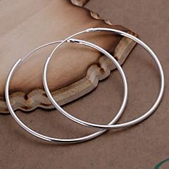 Pentru femei Cercei Picătură Bijuterii Statement stil minimalist costum de bijuterii Plastic Circle Shape Bijuterii Pentru Nuntă