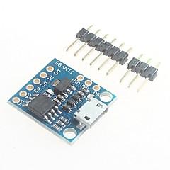 μικρο θύρα USB digispark μανιβέλα attiny85 για Arduino