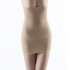 vrouwen naadloze afslankende body shaper jurk buis controle slips half boob tube shapwear taille cincher sexy schoonheid