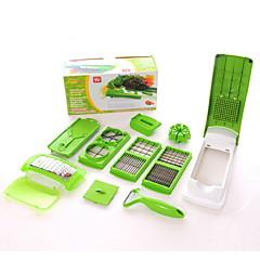 1개 커터 & 슬라이서 For 야채에 대한 실리콘 멀티기능 / 크리 에이 티브 주방 가젯 / 노블티