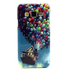 Mert Samsung Galaxy tok Minta Case Hátlap Case Rajzfilmfigura TPU Samsung A7 / A5 / A3