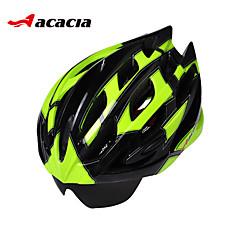 Unisex - Dağ/Yol/Spor - Bisiklete biniciliği/Dağ Bisikletçiliği/Yol Bisikletçiliği - Kask ( Yeşil/Kırmızı/Mavi/Koyu Pembe/Gümüş , PC/EPS )