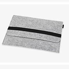 11,13,15 ιντσών μαλλί αισθάνθηκε εσωτερικό φορητό laptop τσάντα μανίκι περίπτωση για τον αέρα MacBook / Pro / αμφιβληστροειδή samsung hp